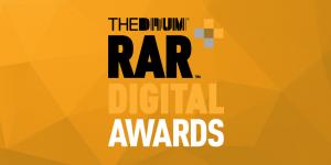 RAR The Drum Digital Awards Logo